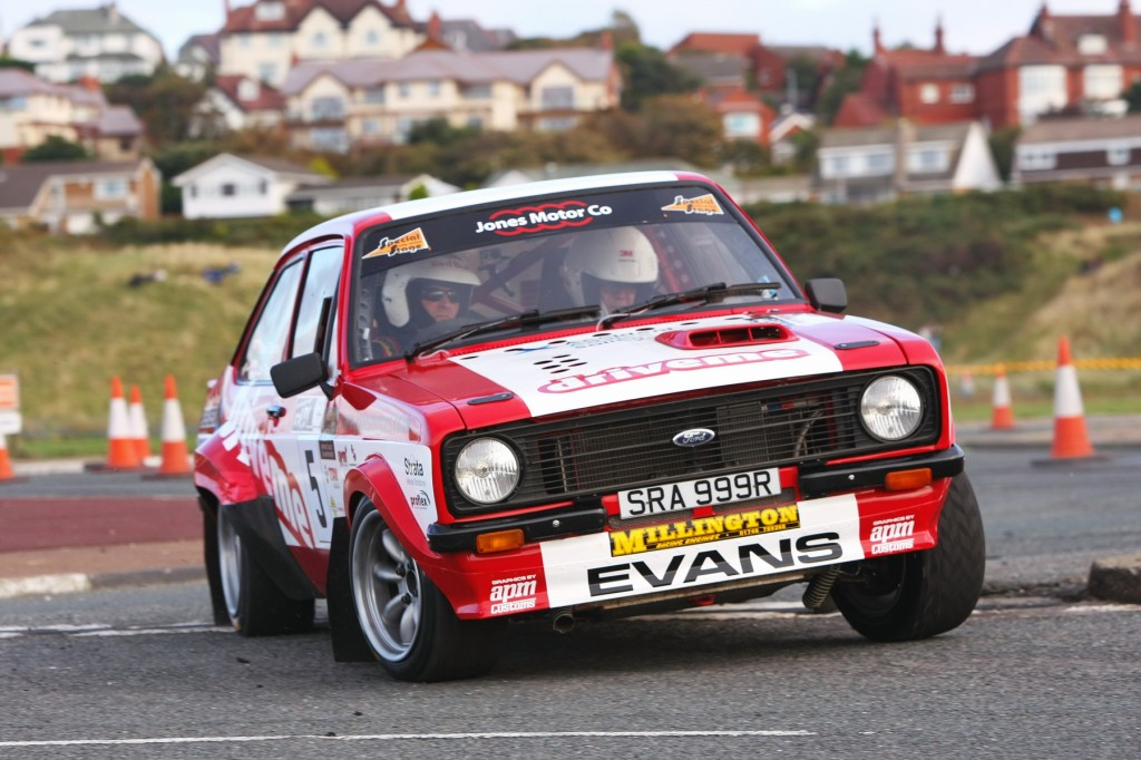 Paul evans Wins First Ever Event