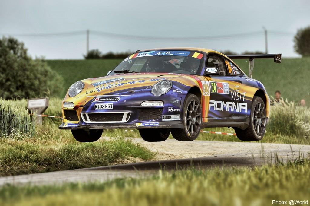 John Stone R-GT Porsche 911 GT3